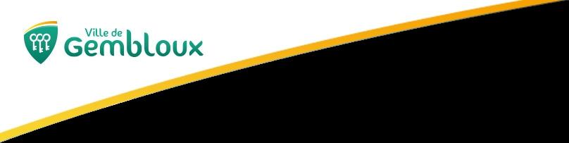 Site de la ville de Gembloux