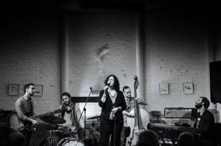 Chrystel Wautier, The Stolen Book - concert à Jazz9