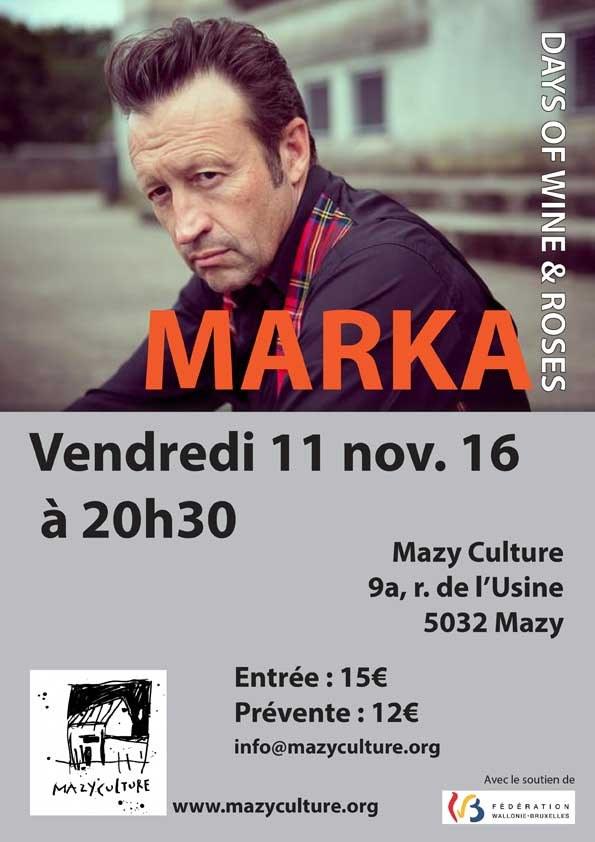 affiche marka