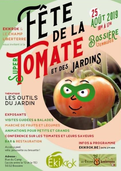 fete tomate