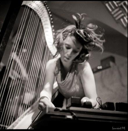 Julie Campiche Quartet, Onkalo - concert à Jazz9