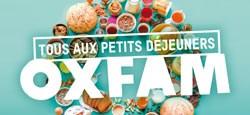 Petits déjeuners Oxfam à  Gembloux