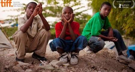 Soirée documentaire sur le thème des enfants des rues en Haïti
