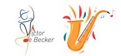 La classe de clarinette et saxophone de l'Académie Victor De Becker en confinement