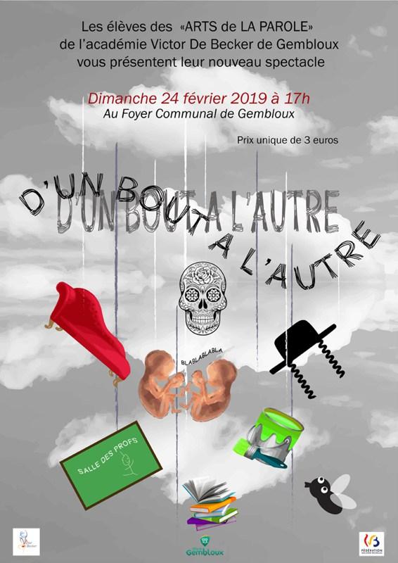 affiche académie 24 02 2019