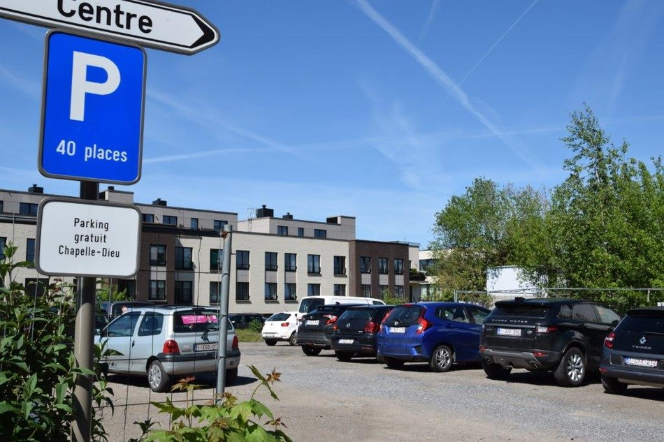 Parking Chapelle Dieu