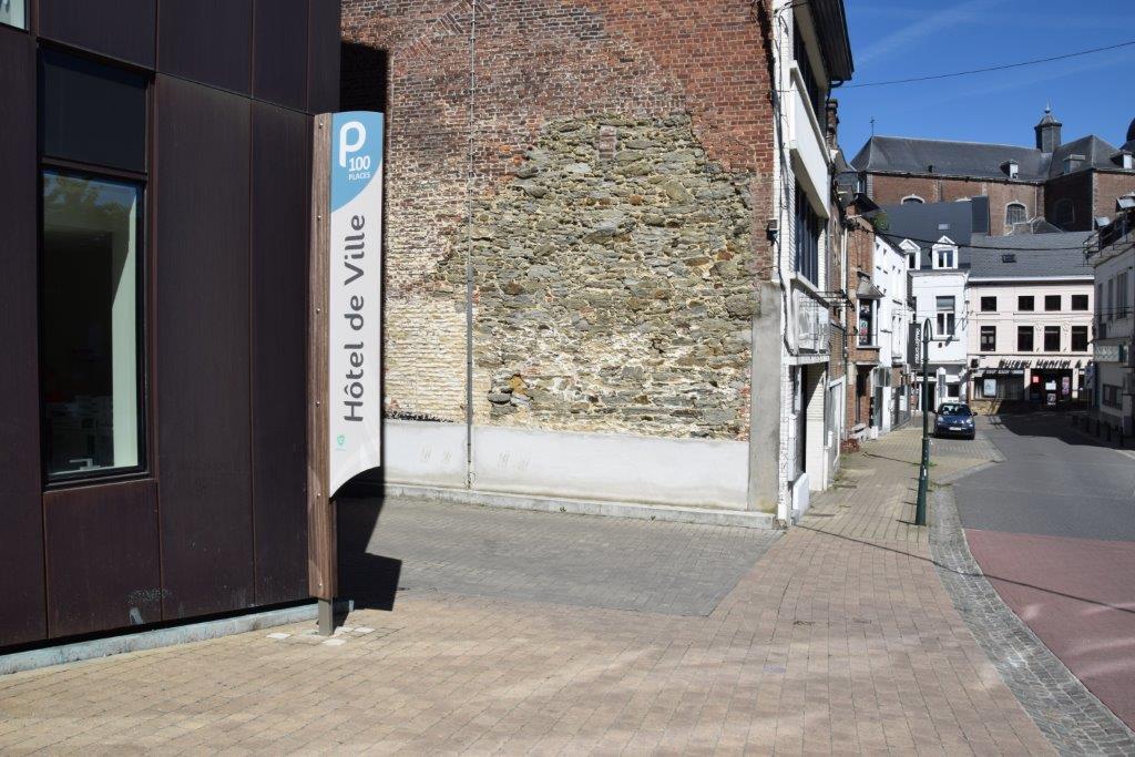 Parking Hôtel de Ville 2