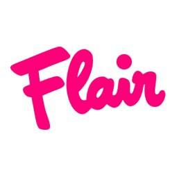 Flair logo