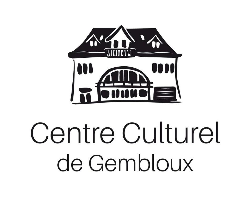 Centre Culturel de Gembloux   Logo Noir