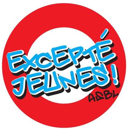 Excepté Jeunes logo ej