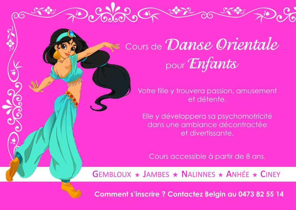 Flyer Belgin Enfants