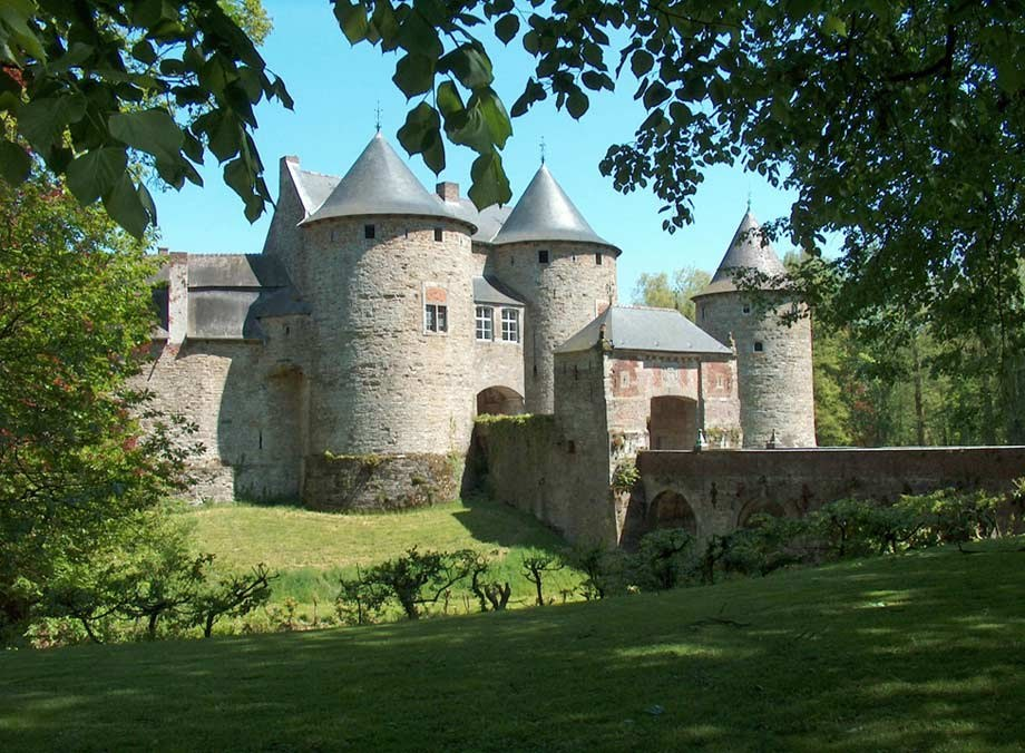 chateau de corroy