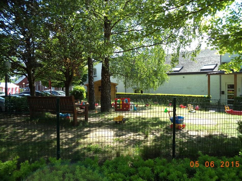 Jardin crèches