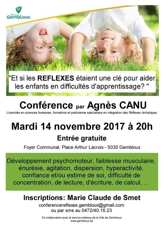 conférence gembloux web