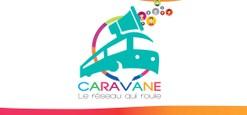 Caravane, le réseau qui roule, à l'Institut Technique Horticole à Grand-Manil