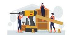La Régie des Couteliers recrute des stagiaires pour les métiers du bâtiment et l'entretien des espaces verts
