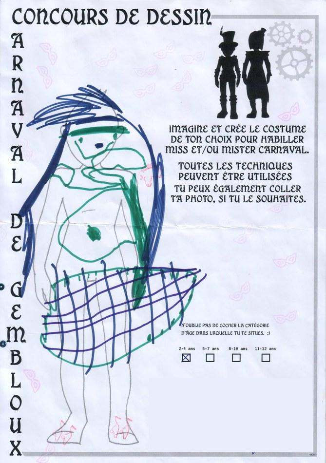 2 4 ans Louison LUCIANI