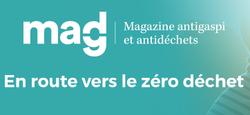 Le MAGDé, nouveau webzine antigaspi et antidéchets