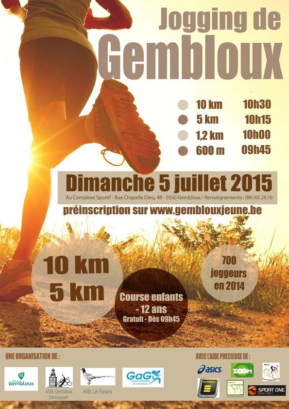 jogging gembloux