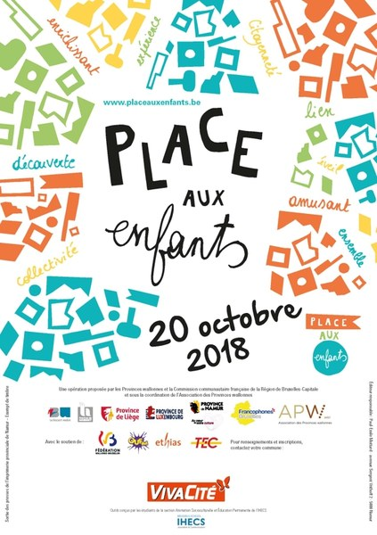 Affiche PAE 2018