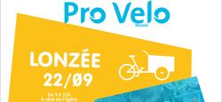 Pro Velo Mobile à Lonzée