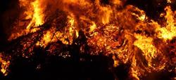 Grand feu de Lonzée