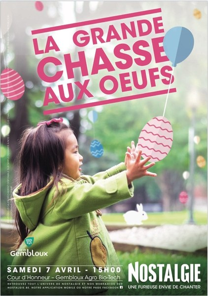 Chasse oeufs 2018