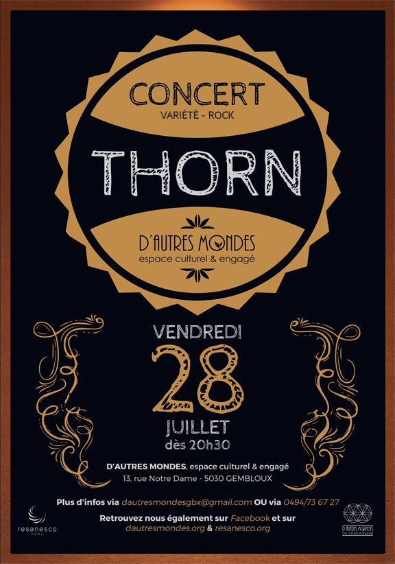 CONCERT Thorn
