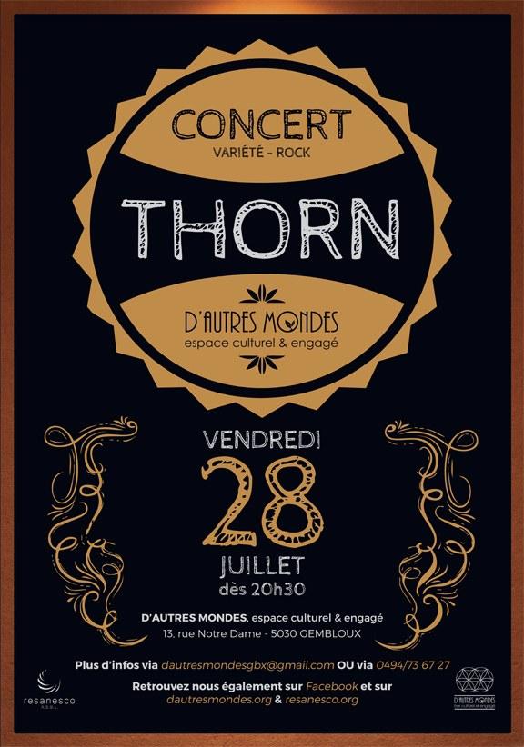 CONCERT Thorn