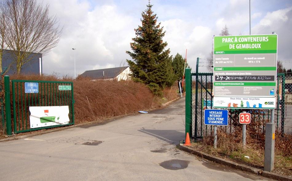 Parc Conteneurs 2