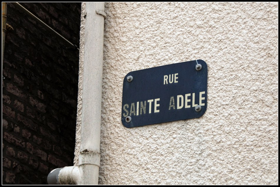 Rue Ste Adèle
