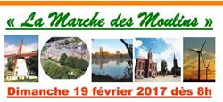 8ème édition de laMarche des Moulins (Adeps)