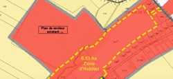 KENGEN - Rue des Taillettes à Beuzet - construction de maisons unifamiliales - RIP